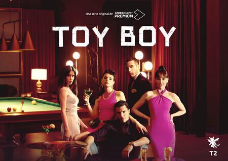 'Toy Boy': Atresplayer desvela la fecha de estreno de la temporada 2 de su exitosa serie de strippers