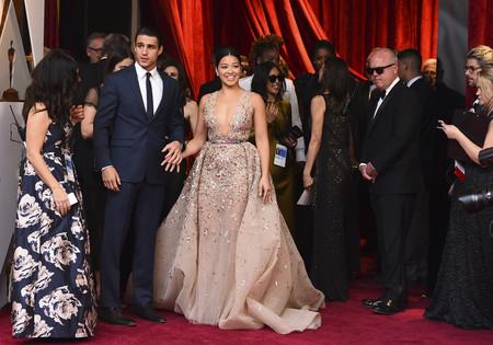Oscars 2018 Joe Locicero Gina Rodriguez