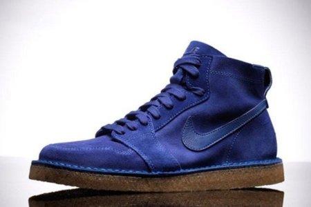 Nike Sportswear Royal Mid SO Crepe: lo rústico se lleva