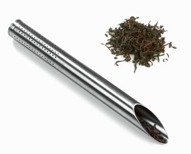 Tea Tube, tubo de aluminio para el té