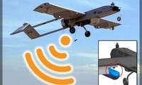 DARPA quiere dar WiFi a sus tropas mediante drones