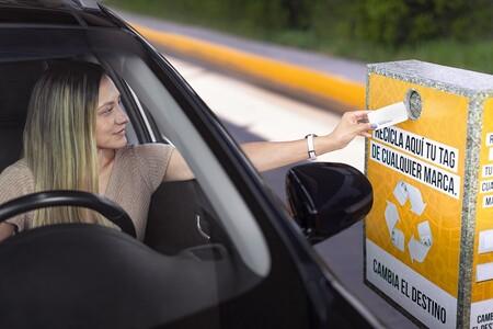Inicia campaña de reciclaje para tags en México