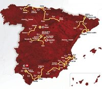 Consejos para ver la Vuelta ciclista a España