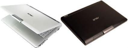 W7J, Asus con Core Duo y tarjeta gráfica de 256 MB