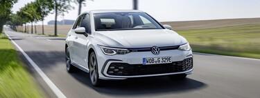 Ya hay versiones híbridas enchufables para el nuevo Volkswagen Golf: el GTE llega con 245 CV desde 44.500 euros