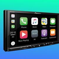 Actualiza tu coche con CarPlay y Android Auto con esta pantalla multimedia Pioneer que hoy está a su precio más bajo en Amazon
