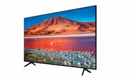 Estrenar smart TV sale barato si elegimos la Samsung UE43TU7172: ahora en eBay por 299,99 euros
