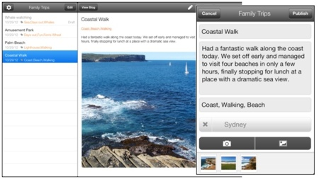 Blogger renueva su aplicación móvil tanto en Android como en iOS