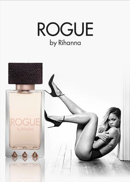 Como no podía ser de otro modo, Rihanna protagoniza la campaña de su perfume