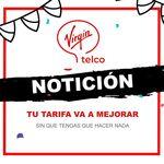 Virgin telco mejora su oferta gratis con hasta 100 GB