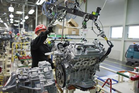 Fábrica de coches Toyota