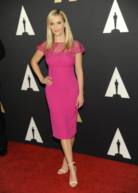 Impecable Reese Witherspoon
