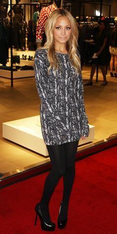 Nicole Richie, Mischa Barton y otras celebrities, de compras en H&M