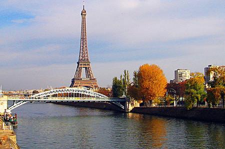 Francia y Alemania muestran leve repunte