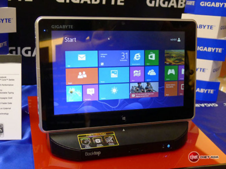 Gigabyte Tablet PC S1082