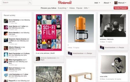 Pinterest mejorará con nuevo aspecto, aplicación para iPad y nuevas funciones