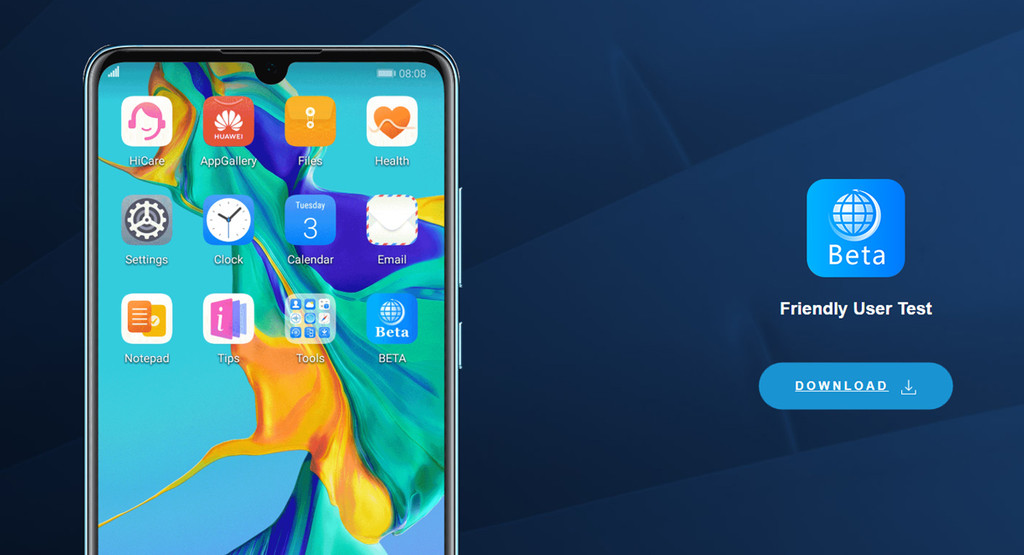 How to join the beta EMUI 10 to test Android 10 before the final version