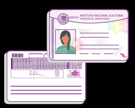 El INE dará constancias digitales en PDF a quienes perdieron su credencial para votar en México durante contingencia de COVID-19