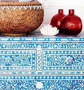 Estilo étnico ¿te atreves con la decoración tribal?