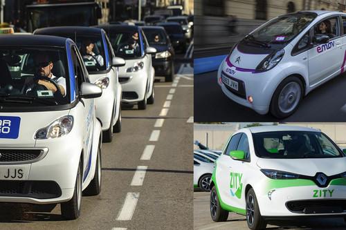 Car2go, Emov, Zity. Comparativa de los servicios de carsharing y movilidad pensados para la gran ciudad