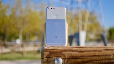 Google quiere que la trasera de los Pixel sea táctil, según su última patente