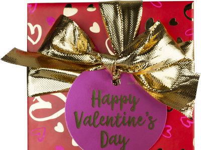 Este San Valentín que no falte un producto de Lush en nuestro neceser