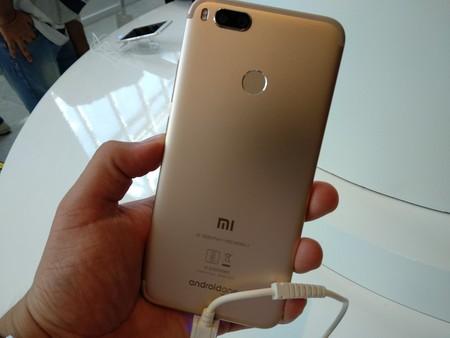 Xiaomi Mi A1 Prueba Camara