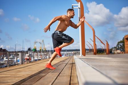 Plan de entrenamiento de una semana combinando entrenamiento en casa y al aire libre