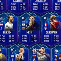 Guía FIFA 19: TOTGS. Team of the Group Stage de la Champions League  y la Europa League