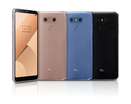 Lg G6 Plus Oficial 3