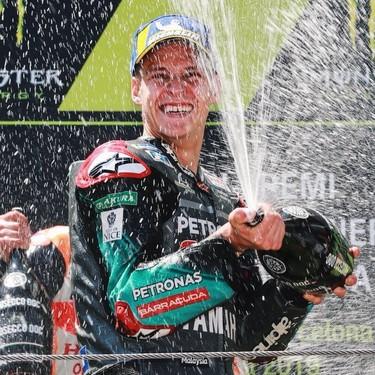 Fabio Quartararo es 'L'enfant terrible' de MotoGP que se postula como el futuro de Yamaha