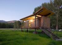 Cabañas rodantes, reinventando los bungalows