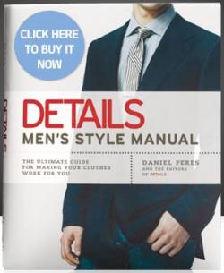 La guía de estilo masculino de DETAILS
