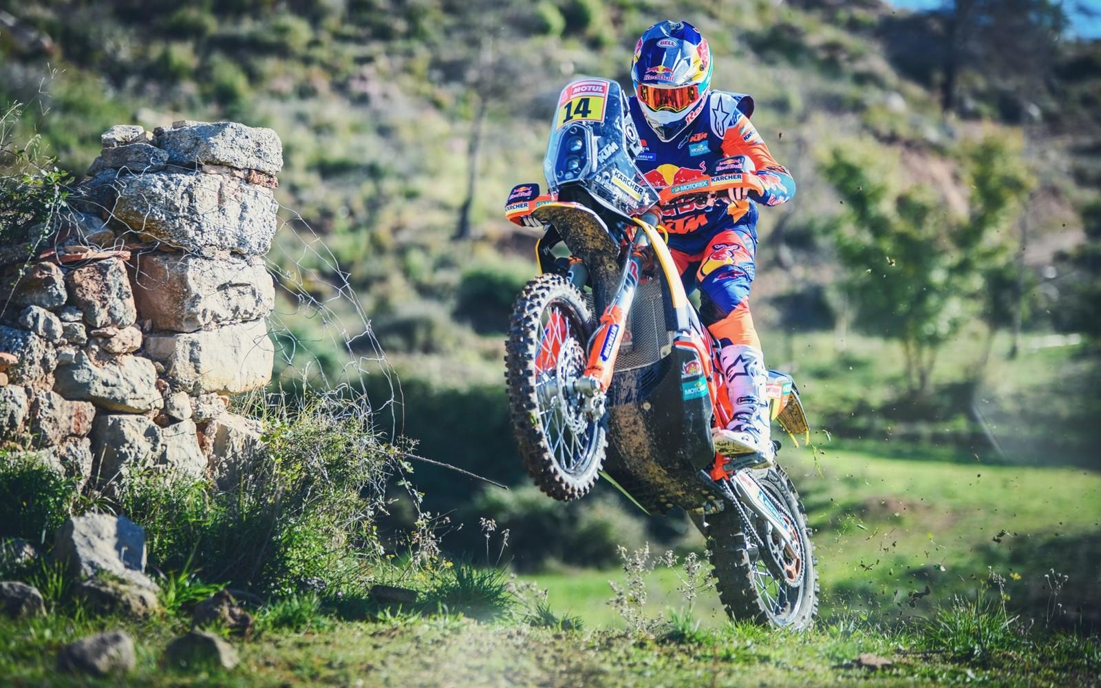 Foto de KTM 450 Rally Dakar 2019 (49/116)