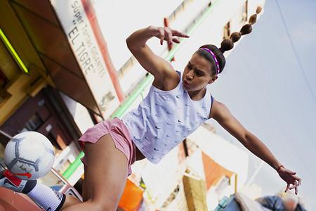 Nike Mexico Juntas Imparables Nayeli Rangel