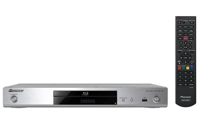 Pioneer BDP-160, nuevo Blu-Ray con Wifi Direct pensando en los smartphones