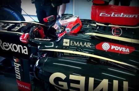 Esteban Ocón, Roy Nissany y Adderly Fong se estrenan en un Fórmula 1 en Cheste