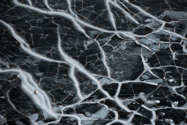 Maze Of Ice De Orsolya Haarberg De Jakobsli