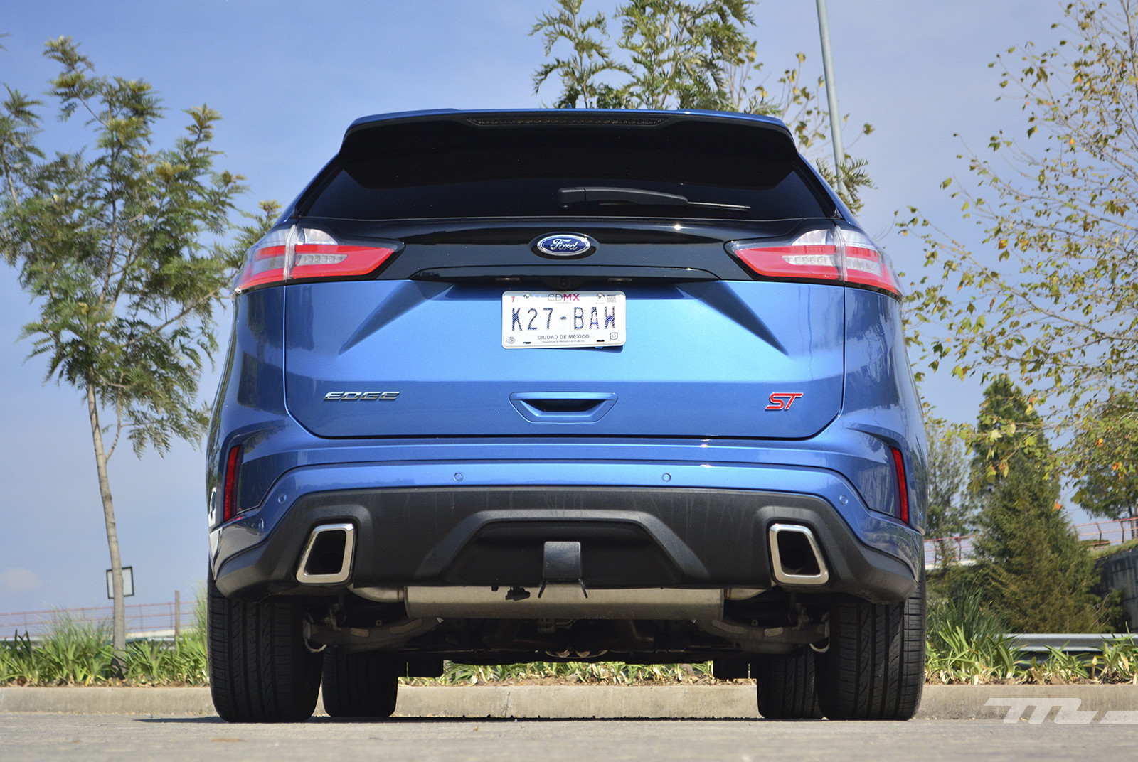 Ford Edge ST (prueba)