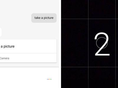 En Nougat 7.1 le puedes pedir a Asistente que te haga una foto