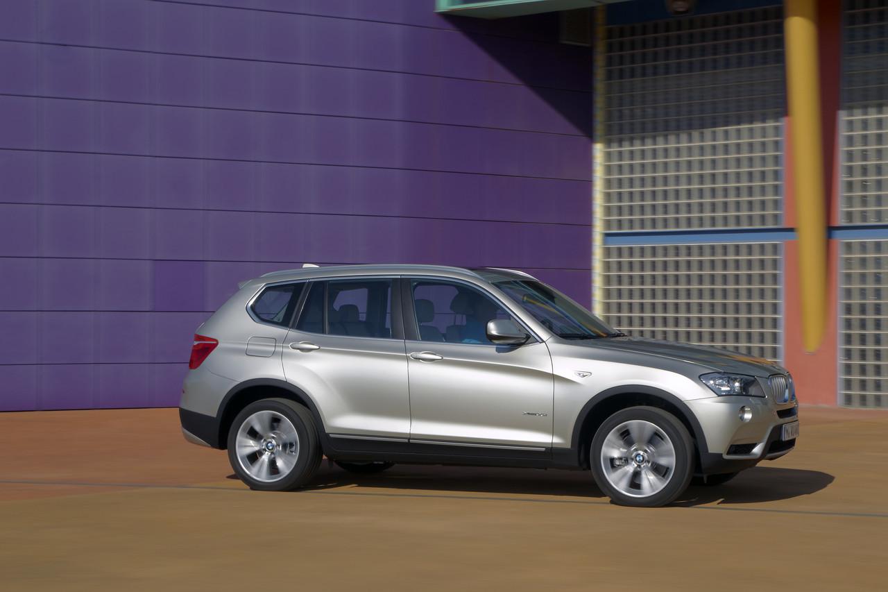 Foto de BMW X3 2011 (49/128)