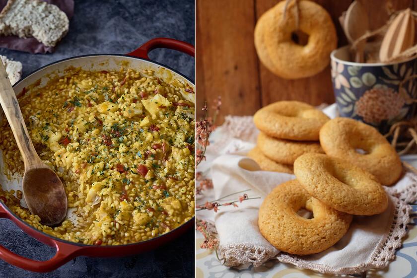 Más allá del bacalao y la torrija: 17 recetas de Cuaresma y Semana Santa en el paseo por la gastronomía de la red para celebrar las fiestas en casa