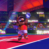 Nuevo 'Mario Tennis' y remake de 'Dark Souls' llegan a Nintendo Switch en 2018