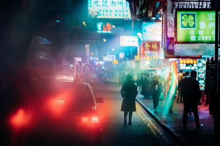 'Hong Kong Halluzinations', el fotógrafo Johannes Heuckeroth nos muestra su particular visión de la vibrante ciudad china