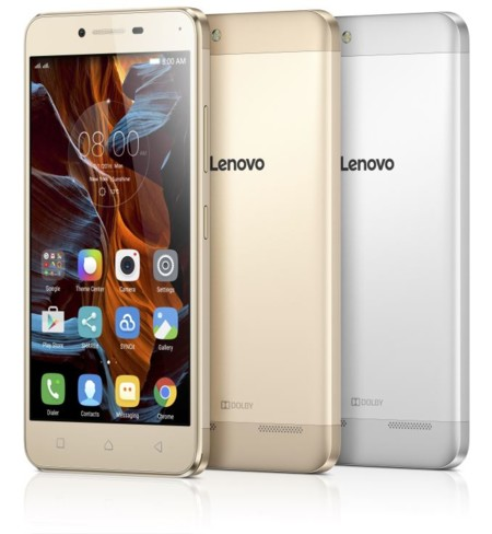 Así son los Lenovo Vibe K5 y Vibe K5 Plus, los primeros smartphones que Lenovo traerá a España