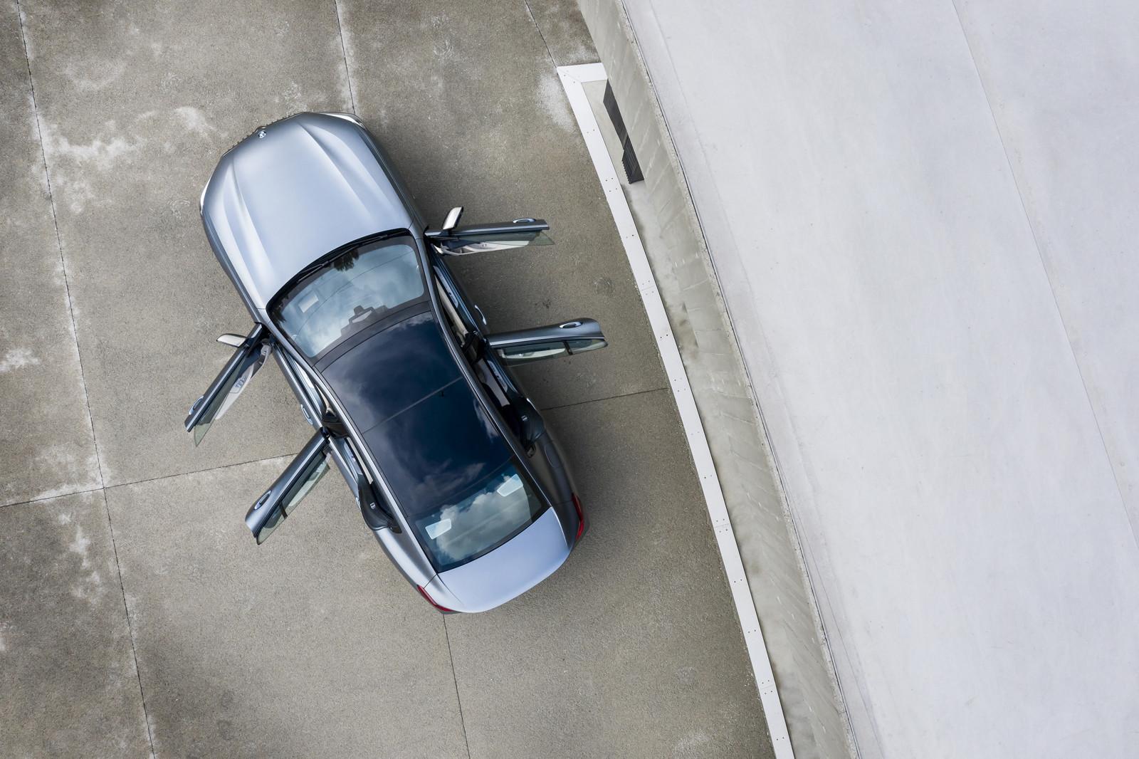 Foto de BMW Serie 8 Gran Coupé (presentación) (125/159)
