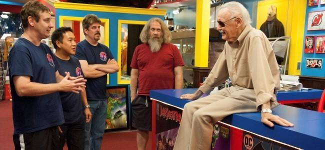 stan lee comic book men