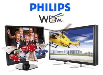 Philips cierra su división de pantallas 3D