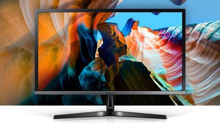 Monitor 4K de 32 pulgadas Samsung LU32J590UQU a su precio más bajo en Amazon: 389 euros