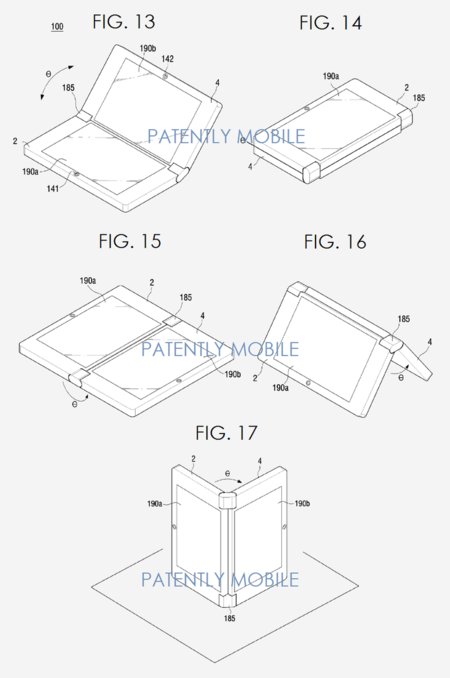 Samsung Foldable Note